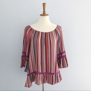 John Paul Richard Blouse Size Small